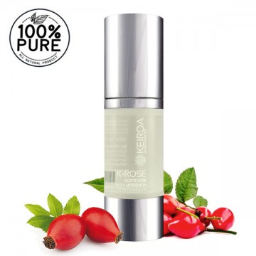Keiroa K-Rose 100% Rosehip Oil