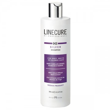 Linecure champu Silver para...