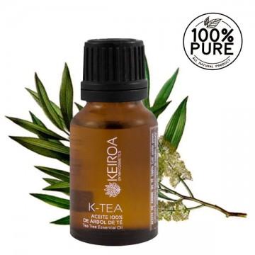 Keiroa k-tea aceite 100% Árbol de té