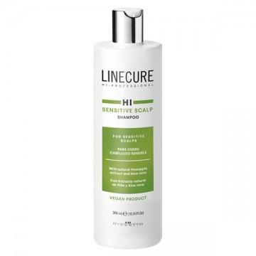 Linecure champu sensitive scalps para cuero cabelludo sensible