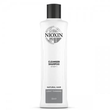 NIOXIN CLEANSER SHAMPOO STEP 1