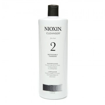 Nioxin cleanser shampoo...