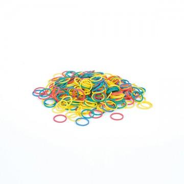 Gomas elasticas colores...