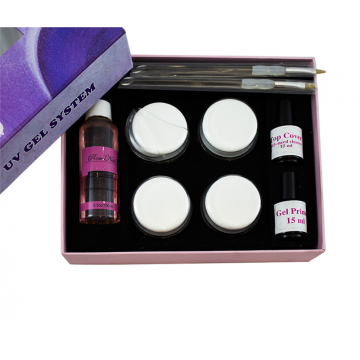 MH Cosmetics UV Gel Kit