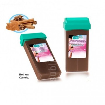 Roll-on compacto canela 100ml depil-ok