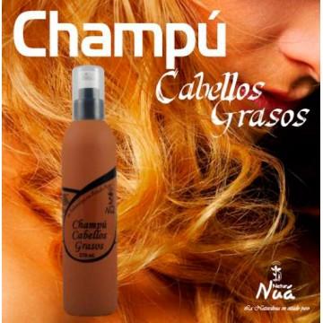 NUA CHAMPU CABELLO GRASO 250ML