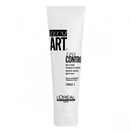 TecniArt Liss Control Gel-Cream 150ml