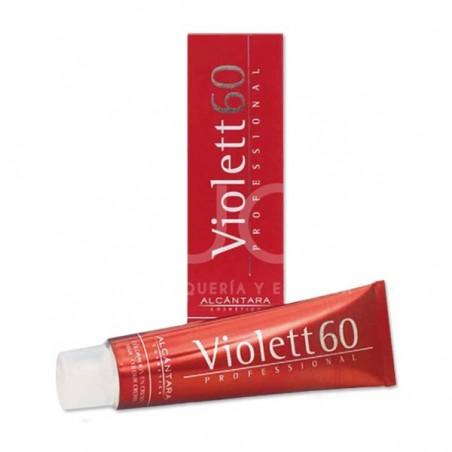 Alcántara Violett 60 Professional Hair Dye