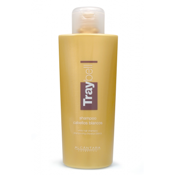 Traybell white hair shampoo
