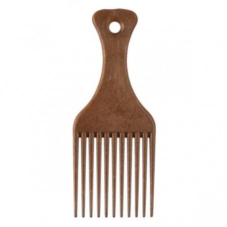Eurostil wooden hollow comb
