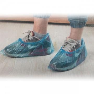 Cubrezapatos azules con...