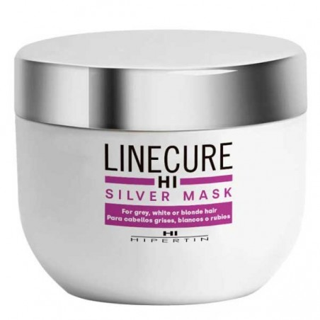 Hipertin Linecure Silver Mask