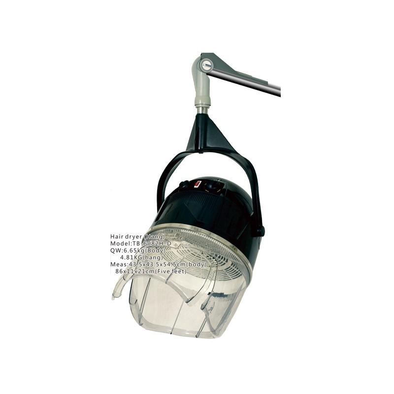 Mh cosmetics secador casco aereo 1v