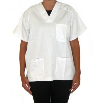 Camisa pico talla M
