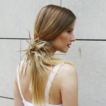ARTIFICIAL HAIR NENUFAR SANGRA
