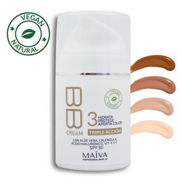 Maiva BB Cream SPF30 Vegana
