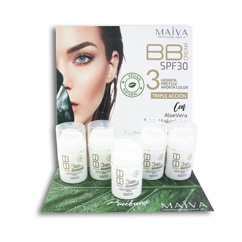 Maïva bb cream spf30 vegana
