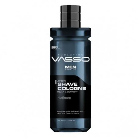 Vasso AfterShave Cologne Platinum 370ml