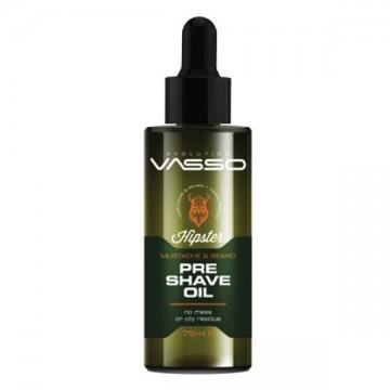 Vasso hipster pre shave oil