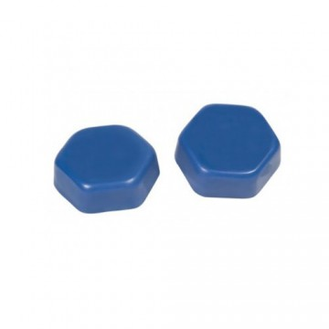 LOW FUSION WAX BLUE 900G...